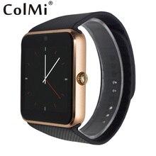 Smart Watch GT08 Plus Clock Sync Notifier Support Sim Card