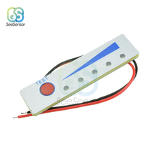 3S 12V BMS Li-ion Battery Lithium Battery Capacity Indicator Display PCB Module 18650 Power Level Tester LCD Charge Discharge стоимость