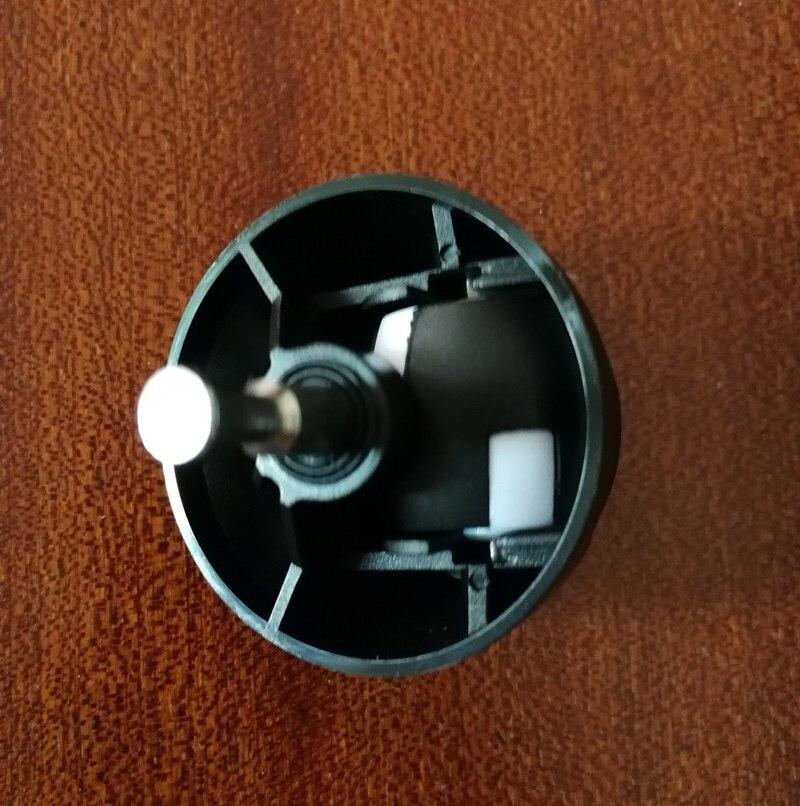 Montagem do rodízio robô Roda de Mamona Frente Para ilife A4 v3s pro V5s pro x620 A6 x623 T4 X430 x431 Vácuo peças mais limpas