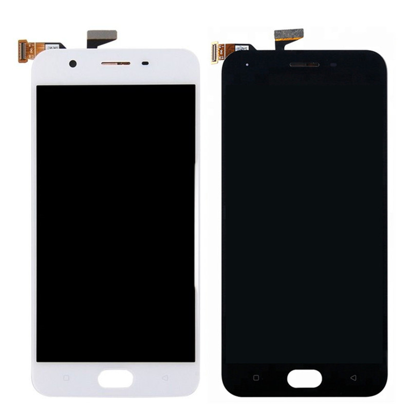 For <font><b>OPPO</b></font> <font><b>A57</b></font> Full LCD <font><b>Display</b></font> With Touch Screen Digitizer Assembly Replacement Accessories For <font><b>OPPO</b></font> <font><b>A57</b></font> Mobile Phone LCD image