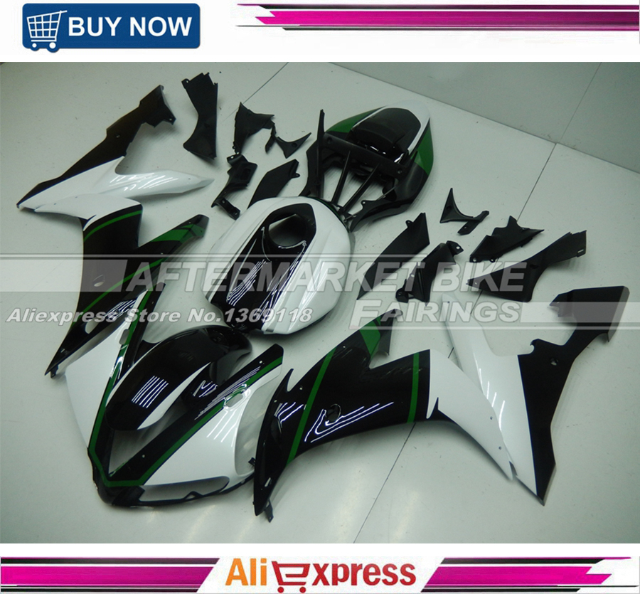 Injection Fairings For Yamaha YZF R1 04 05 06 YZF-R1 2004 2005 2006 ABS Plastic Motorcycle Fairing Kit Customized Carenes mfs motor motorcycle part front rear brake discs rotor for yamaha yzf r6 2003 2004 2005 yzfr6 03 04 05 gold