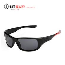 OUTSUN 2016 New Fashion Top Quality Polarized Sport Driving Glasses Polarized Sunglasses Women/Men Brand Designer Oculos de sol
