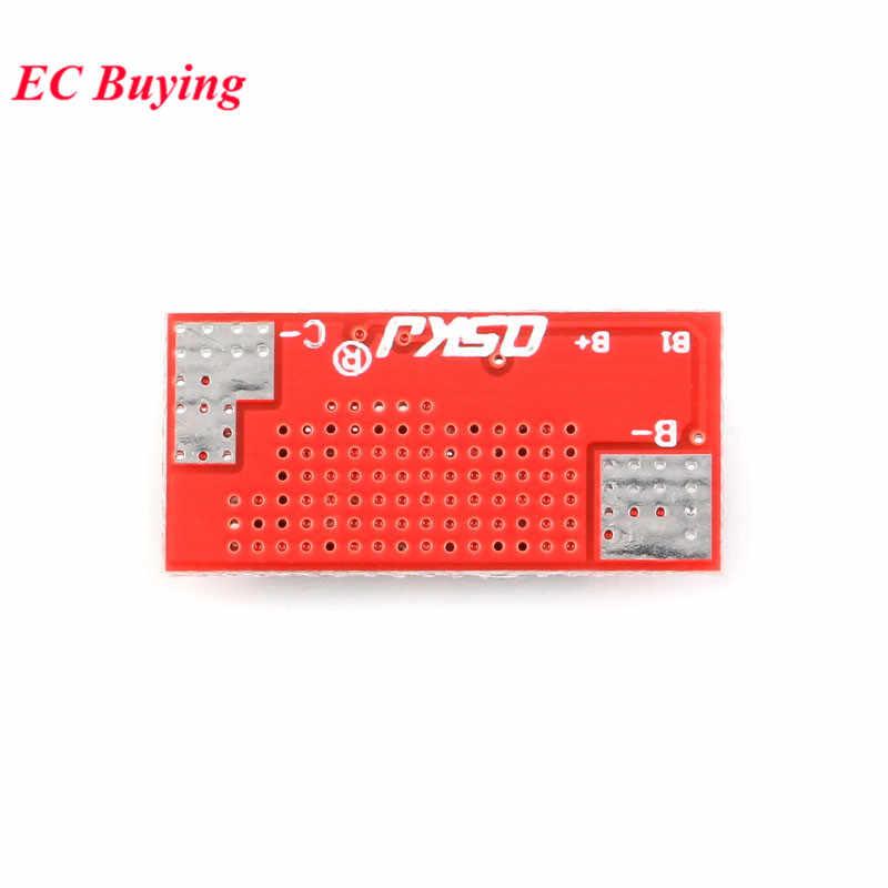 10A BMS 1 S 4.2 V 2 S 8.4 V PCB PCM BMS Caricabatterie Modulo di Ricarica 18650 Li-Ion Lipo 1 S 2 S BMS Batteria Al Litio Circuito di Protezione