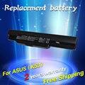 Batería del ordenador portátil para asus x53b x44e x53e x53s x53t jigu X53U X53U X54F X54H X54K X84C X84S X53S X84HR X84SL X44HO