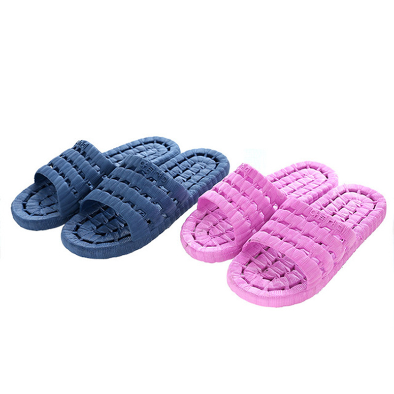 0005bb62ead5 Detail Feedback Questions about Summer Bathroom Slippers Slip Bath Leaking  Home Indoor Men And Women Shoes Lovers Sandals And Slippers Men Men Shoes  Flip ...