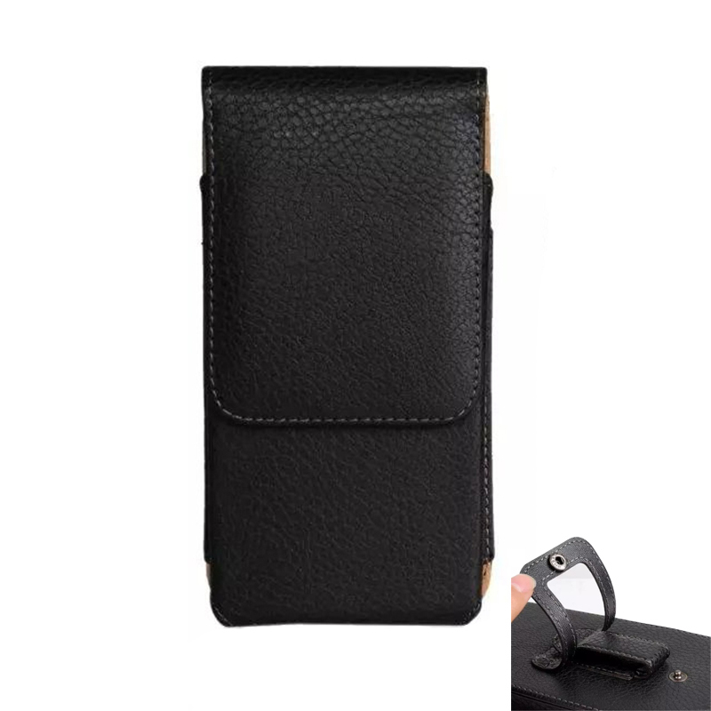 Phone Cover For Huawei P9 P10 Plus Mate 9 Pro Mate S With Belt Clip Waist Pouch Sport Vertical Holster Bag Leather Case Coque