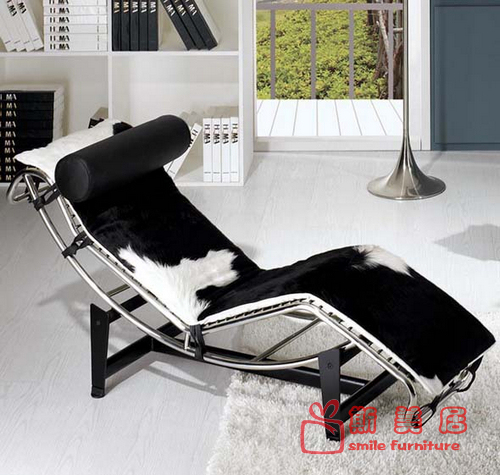 Etonnant Stainless Steel Chaise Longue Leather Recliner Sofa Recliner Chair Stylish  Office Chairs Siesta Single
