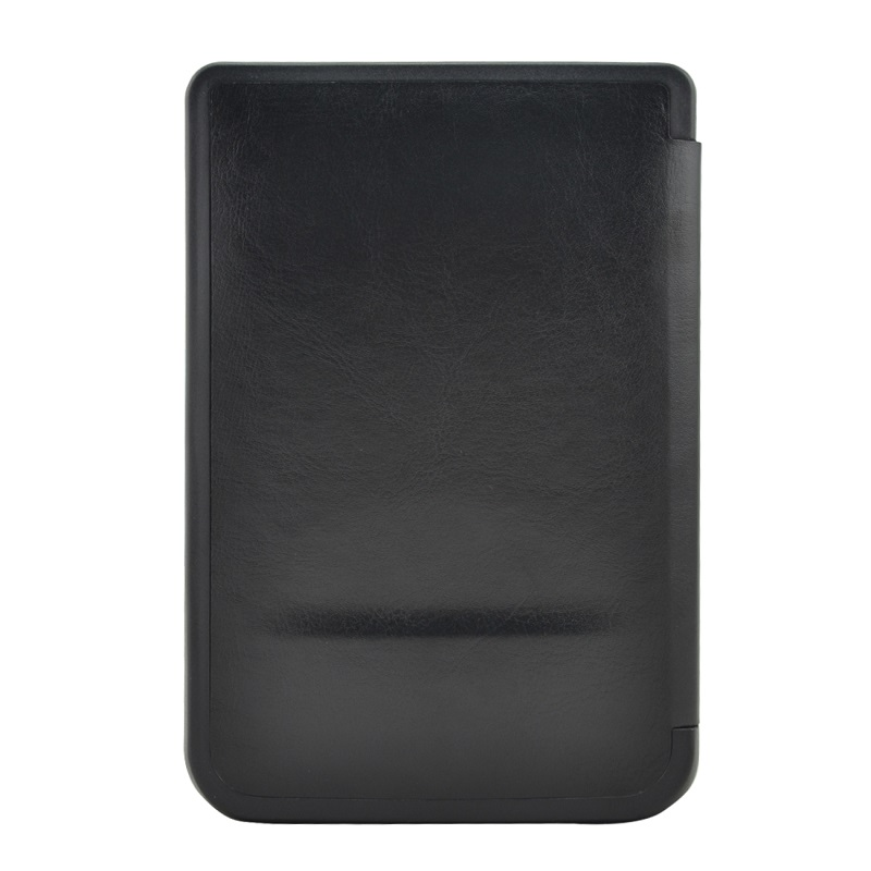 Black PU Leather Magnet Pocketbook 614 624 626 640 Smart Cases