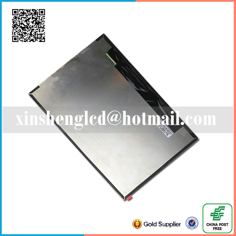 Original 10.1 inch HL101IA-01G LCD Screen Display for tablet pc free shipping