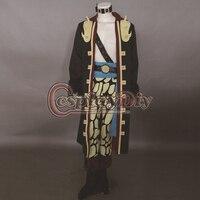 Free Shipping Custom Made Eustass Kid Cosplay One Piece Anime Cosplay Costume