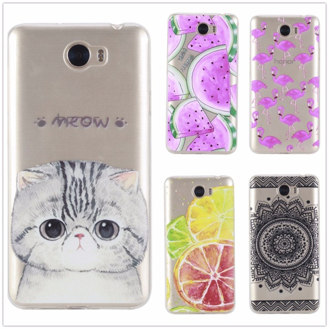 coque huawei silicone