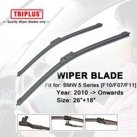 Wiper Blade For BMW 5 Series F10 F07 F11 2010 ON 1 Set 26 18 Flat