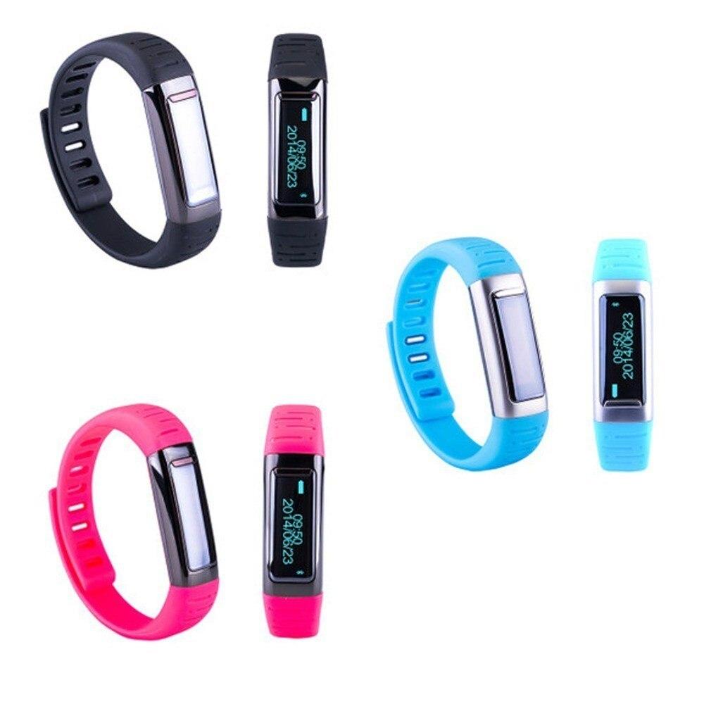 U9 Bluetooth Smart Wristband Sport Bracelet Nano Waterproof for S6 S7 Note 5 Note 7 HTC