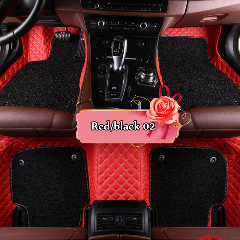 Car floor mats fit Mazda Axela Atenza RUIYI 2 3 5 6 8 CX 4 CX 5 CX 7 CX 9 MX 5 3D waterproof Protective mat carpet floor liner in Floor Mats from Automobiles Motorcycles
