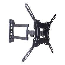 ТВ Кронштейн Kromax GALACTIC-40 (Стальной кронштейн для LED/LCD телевизоров 22°-65°, максимальная нагрузку 35 кг,  наклон +-3° +10°, поворот 180°)