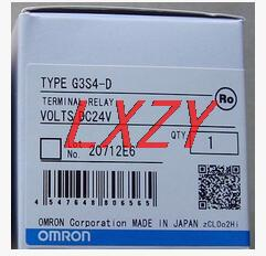 Free Shipping 1pcs/lot The original Japan solid state relay G3S4-A DC24V  цена и фото