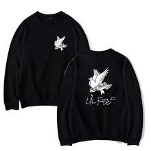Lil Peep Sweatshirt Autumn Hip Hop Harajuku Casual Fleece Hoodies Mens Fashion Loose Pullover Hoodies Lil Peep