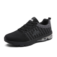 Mans Sport Shoes Good Quality Shoes For Running Men Spring Summer Sneakers Men For Walking Gray