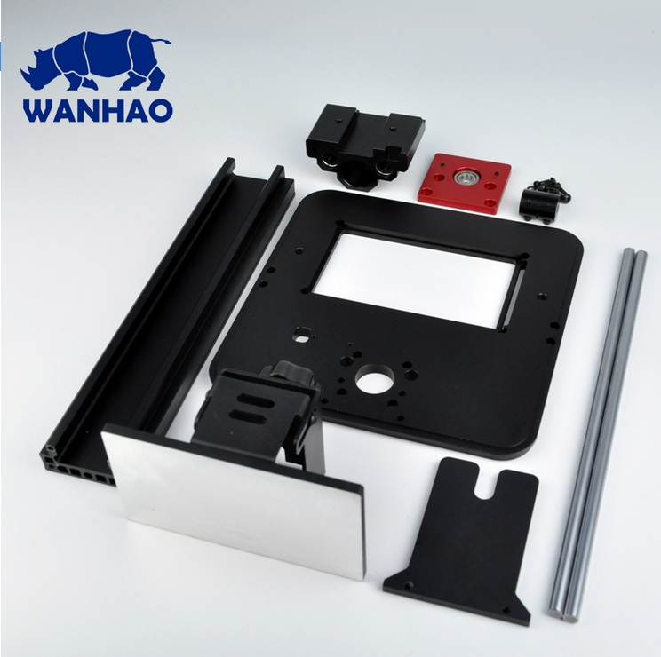 купить WANHAO D7 V1.5 version upgrade pack, to make your D7 from 1.4 version to 1.5 version, easy to update, Wanhao D7 V1.5 Upgrade Kit по цене 3943.86 рублей