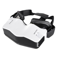 Boscam GS909 5 8G 48CH FPV Goggles Glasses With Double Transmitting Lens 2D 3D Free Switching