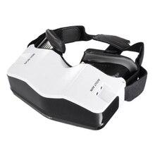 GS909 5.8G 48CH Boscam FPV Gafas Gafas con Lente Doble Transmisión 2D/3D Conmutación Libre