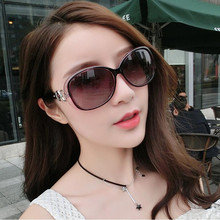 COOYOUNG NEW Fashion Vintage Round Female Sun Glasses Women