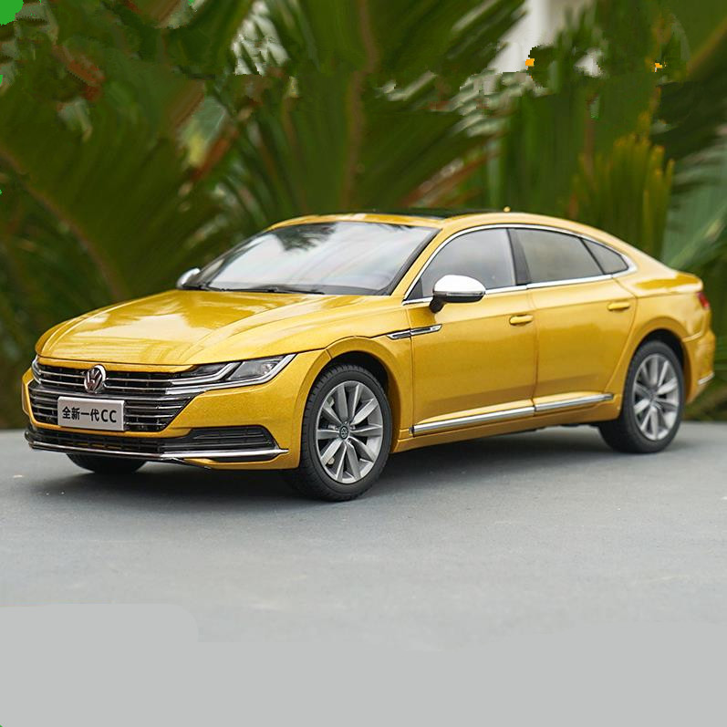1:18 Advanced Alloy Car Toy,Volkswagen New CC,diecast