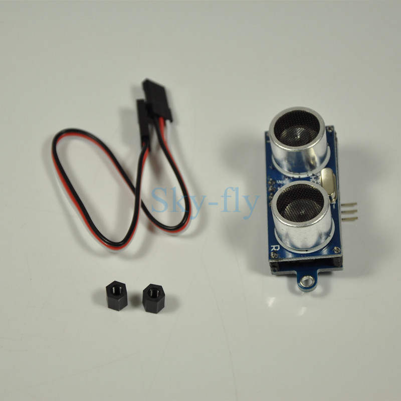 HC-SR04 Ultrasonic Sonar Module NAZE 32 SP F3 For <font><b>APM</b></font> 2.5 2.6 <font><b>2.8</b></font> Flight Controller RC Helicopters Accessories image
