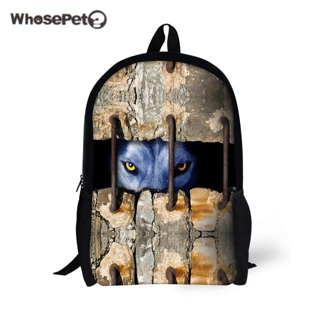 012d23bb76980 WHOSEPET-NEUE Tiger Puma Rucksäcke Kühle Jugendliche Rucksack herren  Rucksack Bookbag für Primäre Student Jungen