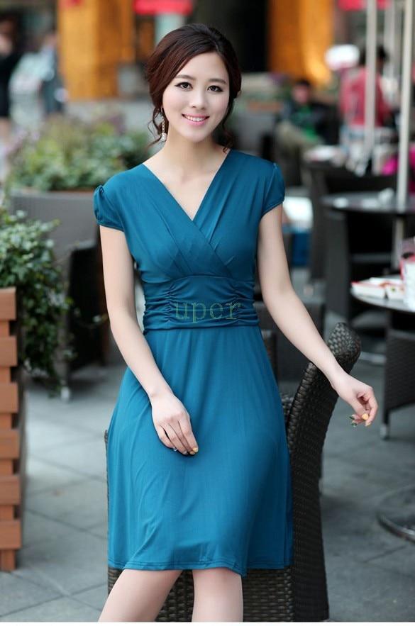 Empire Waist Dresses Women
