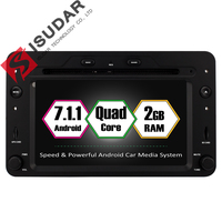 Android 7 1 1 One Din 6 2 Inch Car DVD Player For Alfa Romeo Spider