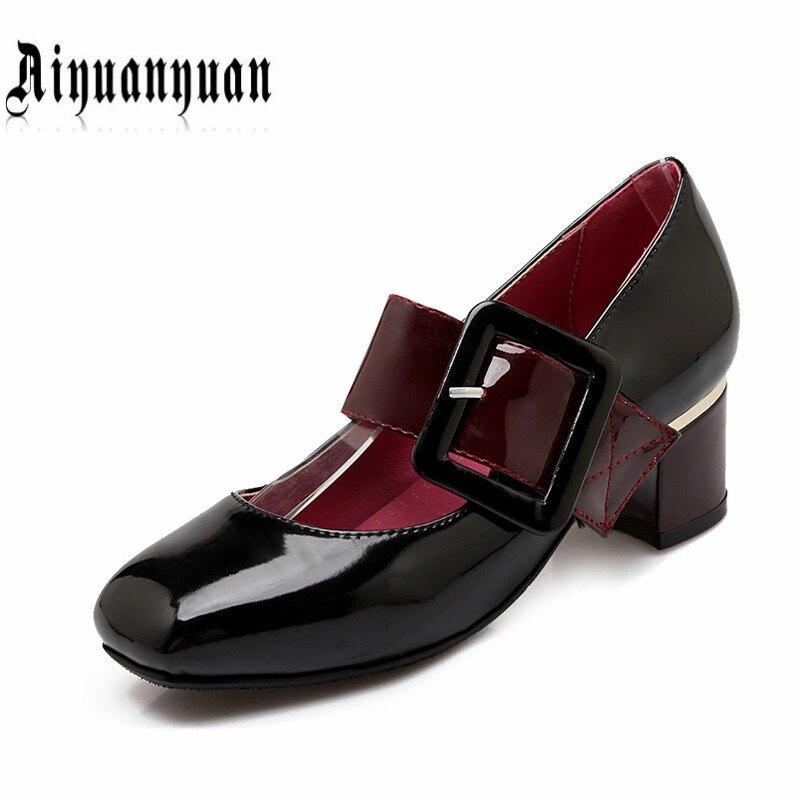 Здесь можно купить   2016 FASHION spring summer WOMEN PUMPS plus USA size 10 11.5 12.5 13 LEISURE lady shoes high quality PU leather free shipping Обувь