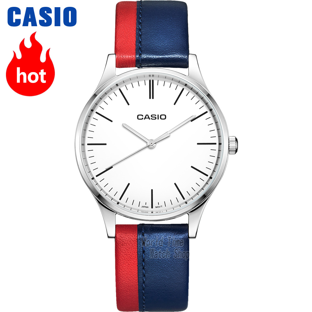Casio WATCH Men's fashion waterproof quartz watch MTP-E133L-2E MTP-E133L-5E casio watch fashion simple quartz watch mtp 1375l 1a mtp 1375l 7a mtp 1375d 7a mtp 1375d 7a2 mtp 1375l 9a mtp 1375sg 1a