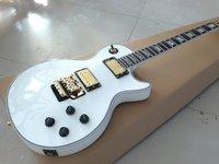 high quality LP custom electric guitar with floyd rose bridge