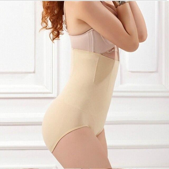 c52b746ef8a95 Women Seamless High Waist Slimming Tummy Control Knickers Pants Pantie  Briefs Shapewear Underwear Magic Body Shaper