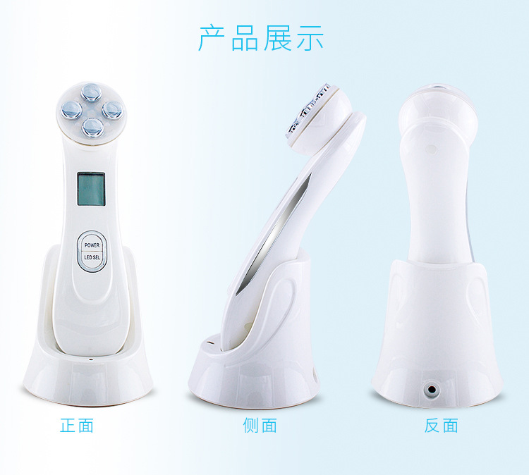 10 EMS needleless electrporation beauty instrument DHL shipping