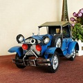 1932 Years of  Ford Car Model Toys 1729 Alloy Models Red/blue/white