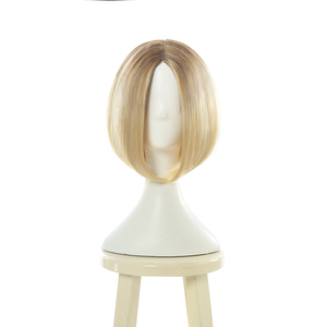 Image 3 - L email wig Game LOL KDA Ahri Cosplay Wigs K/DA Prestige Edition Short Mixed Color Cosplay Wig Heat Resistant Synthetic Hair