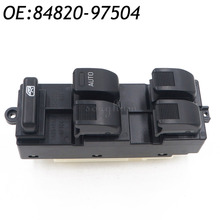 84820-97504 8482097504 84820-B4040 Electric Power Window Switch For Toyota Sparky Cami Daihatsu Terios