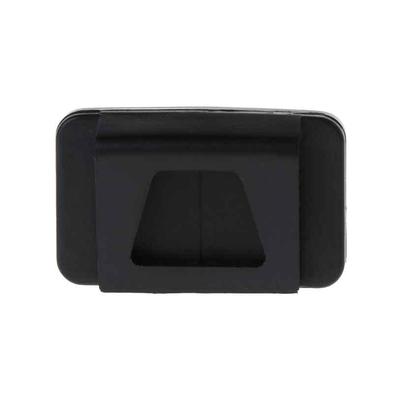Protector de la cubierta del visor del ocular Eyecup portátil a prueba de polvo para D90 D3100 D7000 D7100 D7200