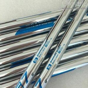 Image 3 - חדש גולף פיר N S פרו ZELOS 7 מגהצים פלדה פיר רגיל או נוקשה מועדוני גולף פיר 6 יח\חבילה משלוח חינם