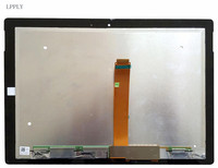 LPPLY 10 8 INCH LCD Assembly For Microsoft Surface 3 1645 RT3 1645 LCD Display Touch