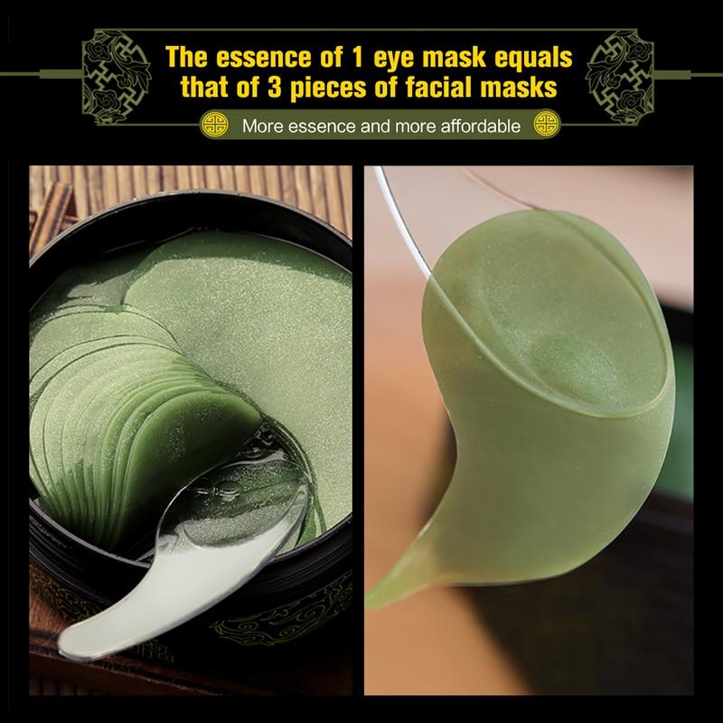 MEIKING Collagen Crystal Eye Mask Gel Eye Patches 60pcs Njega za oči - Briga o koži - Foto 3