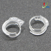 20set Front Camera Plastic Cap Seal Bracket Ring Replacement Part for iPhone 5 5S 5C