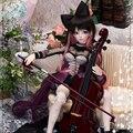 Fairyland minifee Celine a calcular resina boneca Bjd iplehouse 1 | 4 bonecas