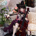 Fairyland minifee Celine the Bjd doll resin calculate iplehouse 1|4 dolls