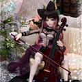 Fairyland minifee Celine the Bjd doll resin calculate iplehouse 1|4 dolls