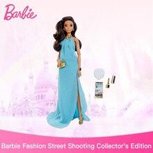 Подлинная Барби синий шарнирный 22 Соединенные Игрушки для девочек рождественские подарки на день рождения оригинальные куклы Барби игрушки для детей