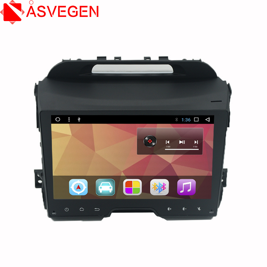 Asvegen 10.2 HD Dokunmatik Ekran Quad Core Android 7.1 Araba GPS Navigasyon Ses Radyo Multimedia Player KIA Sportage 2011-2015Asvegen 10.2 HD Dokunmatik Ekran Quad Core Android 7.1 Araba GPS Navigasyon Ses Radyo Multimedia Player KIA Sportage 2011-2015