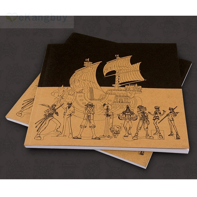 ONE PIECE Coloring Book